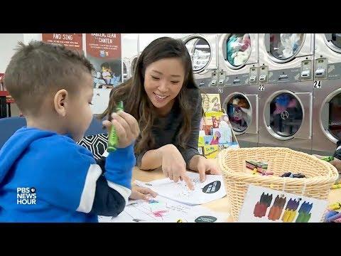 Carmen - Laundromats Are Hosting Story Times for Kids!