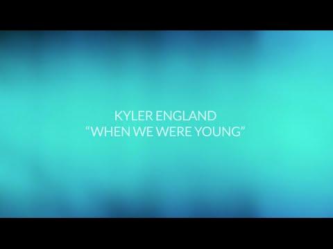 Kyler England -