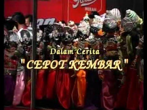 Wayang Golek: CEPOT KEMBAR - Asep Sunandar Sunarya