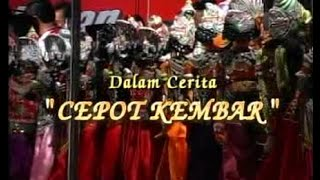 Gambar cover Wayang Golek: CEPOT KEMBAR - Asep Sunandar Sunarya