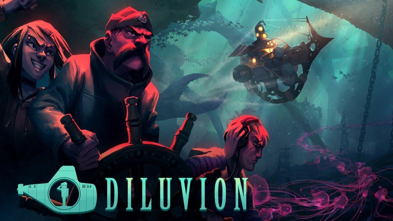 Diluvion - Release Date Announcement Trailer