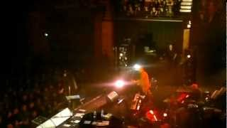 "Nick Cave & The Bad Seeds "" Higgs Boson Blues"" Sydney Opera House 2013"