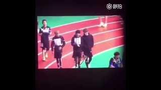 Video [Fancam][150810] GOT7 Jr. injured his hand download MP3, 3GP, MP4, WEBM, AVI, FLV April 2018