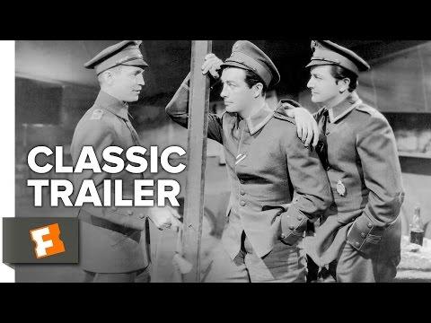 Three Comrades (1938) Official Trailer - Robert Taylor, Margaret Sullavan Movie HD
