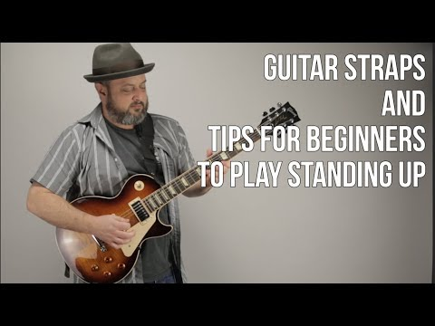 guitar-straps-and-how-to-play-guitar-standing-up