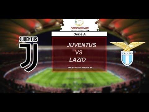 Juventus Vs Lazio - Serie A |Highlights & Full Match - Pes 2019 |Game Pc