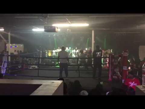 Bad Girl Boxing 3-24-17 The Avenue Cincinnati, OH