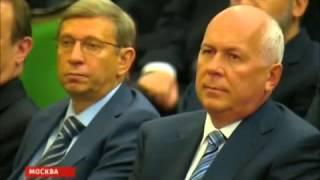 Путин о проекте 'Уроки географии'
