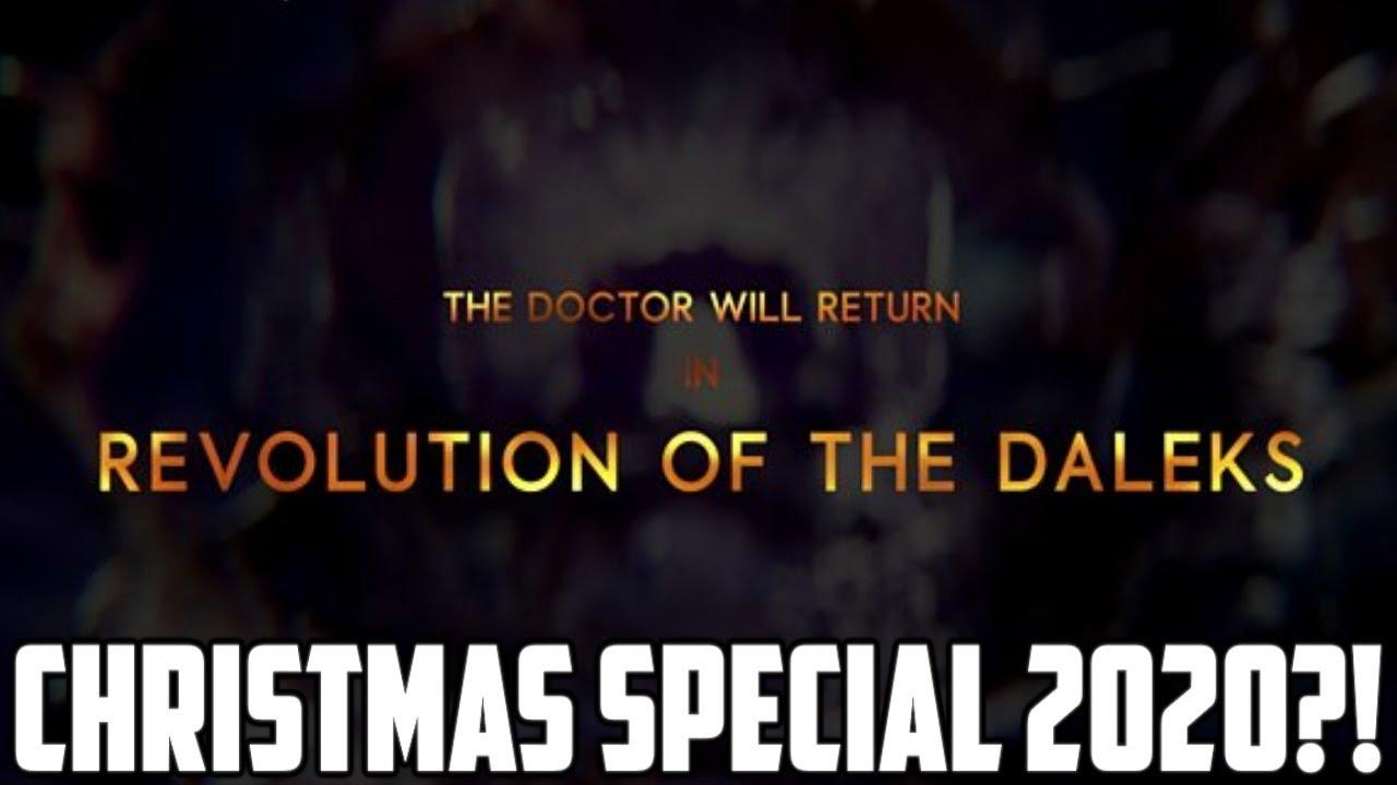 Doctor Who Christmas Special 2021 Stream