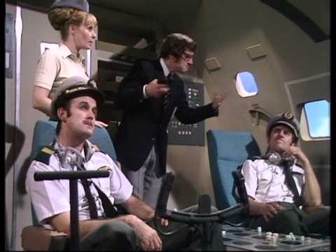 Monty Python - Hijacked Plane (czech sub)