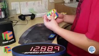 rubik s cube 5x5 45 95 seconds