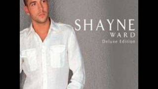 SHAYNE WARD -DAMAGED
