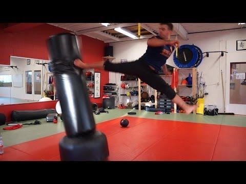 Albanian Warrior Workout