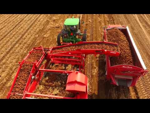 AJ -  #GoodNews:  Idaho Farmers Rally For Potato Crop Harvest