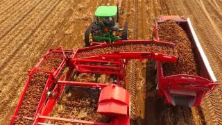 Idaho Potato Harvest 2015 - Wada Farms