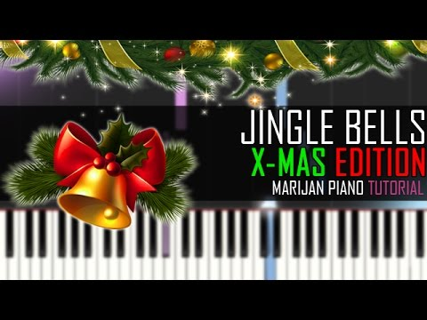 How To Play: Jingle Bells | Piano Tutorial EASY