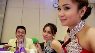 WEDDING EVENT (Qingdao,China) Makikain din pag may time! hahaha