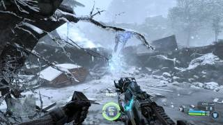Crysis Walkthrough: Level 8 - Paradise Lost [Part 2] HD 5870 Max (1080p)