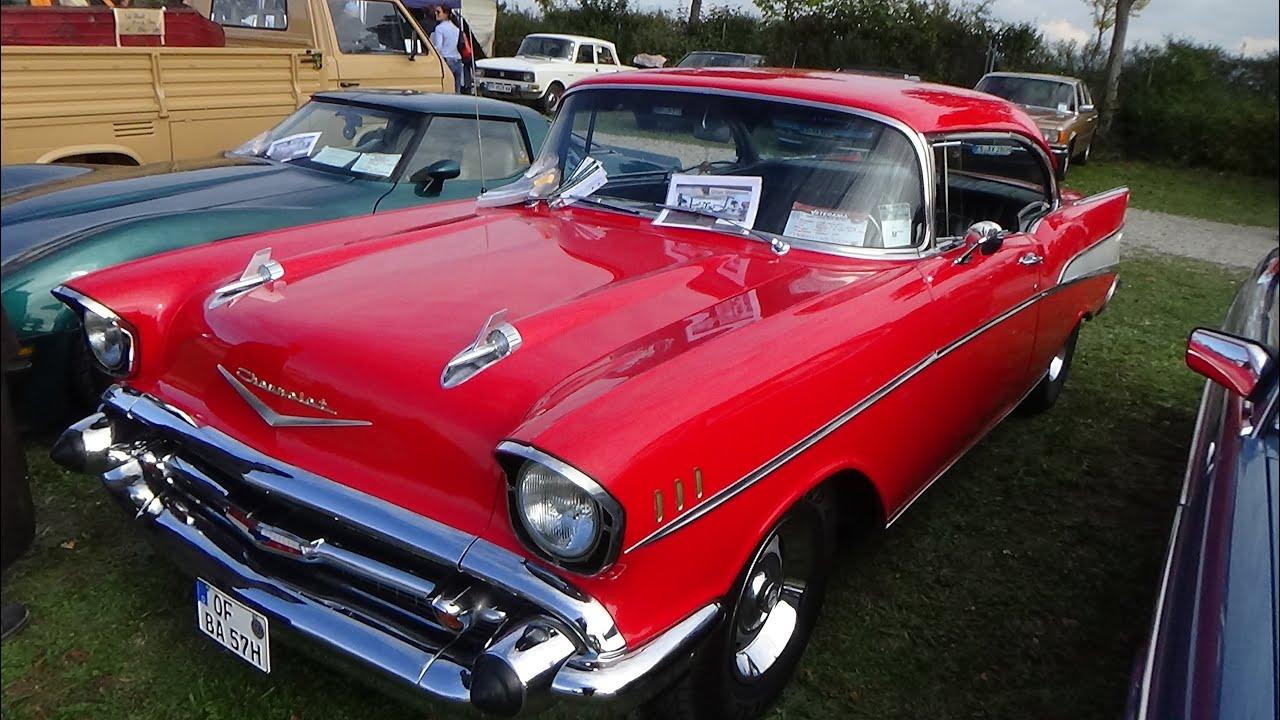 1957 Chevrolet Bel Air Sport Coupe Chevy 2 Door Sedan 2door Exterior And Interior
