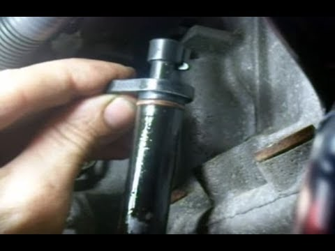 Replacingcps Crankshaft Position Sensor Youtube. Replacingcps Crankshaft Position Sensor. Wiring. Intrigue Crankshaft Position Sensor Wiring Harness At Scoala.co