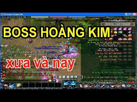 Săn Boss Hoàng Kim Ngày Mưa Tìm Chút Kỉ Niệm