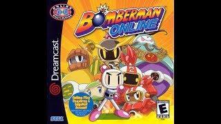 DREAMCAST NTSC GAMES: Bomberman Online