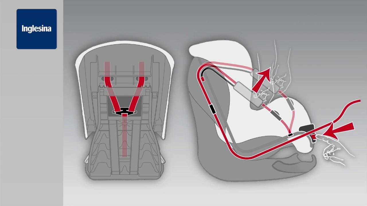 Inglesina Marco Polo Car Seat Video Tutorial Youtube