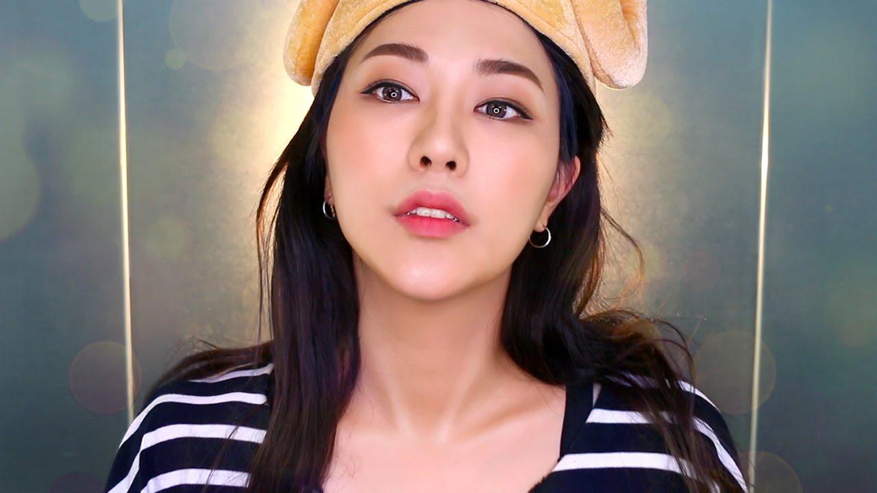 Download -5kg 날씬해보이는 메이크업 튜토리얼!! Lose 5kg just with makeup tutorial   SSIN