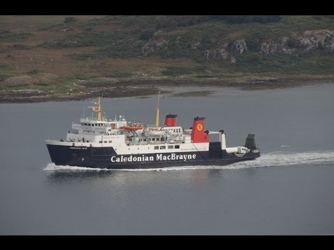 Hebridean Isles Islay Ferry