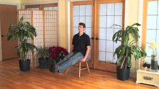An Intro to Mindful Chair Yoga