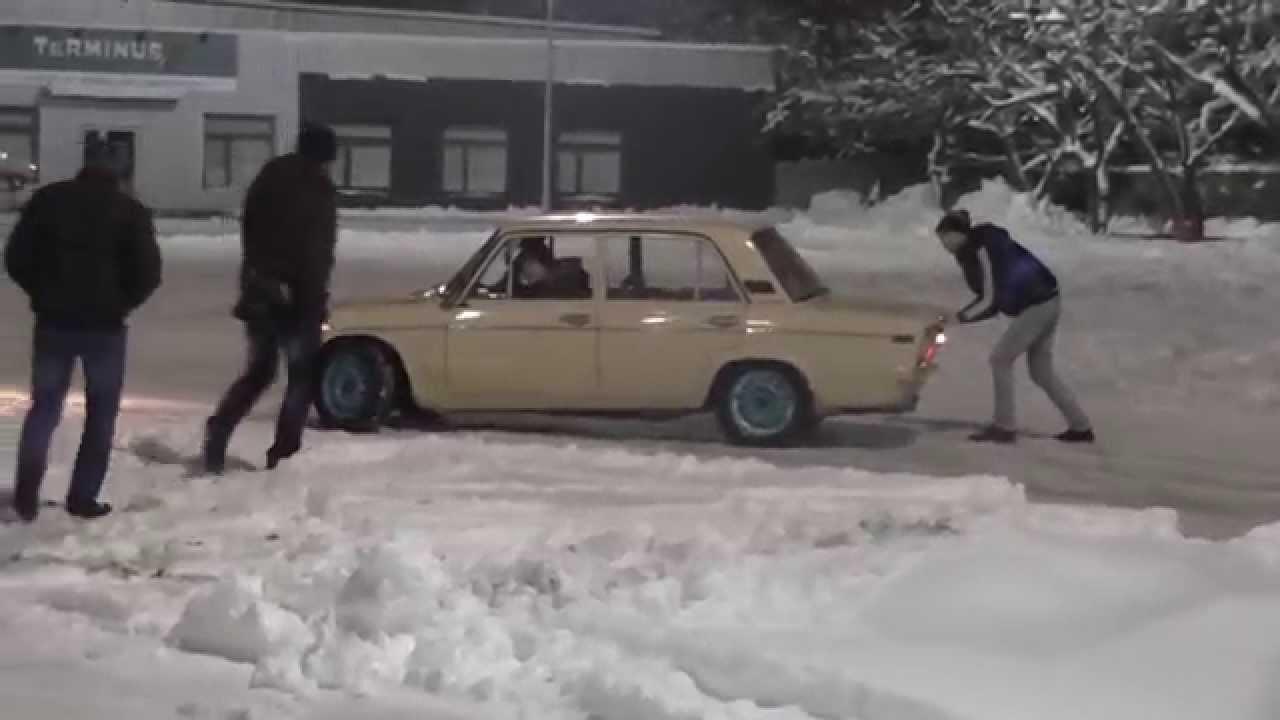 VAZ NivaВАЗ Нива 1600 1985г ! зимний дрифт)