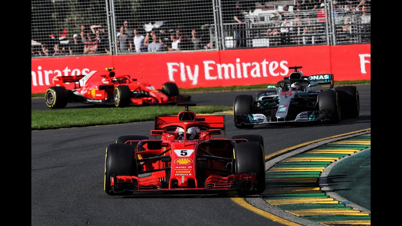 f1 d briefing du gp d 39 australie 2018 vettel vainqueur virtuel f1i tv youtube. Black Bedroom Furniture Sets. Home Design Ideas