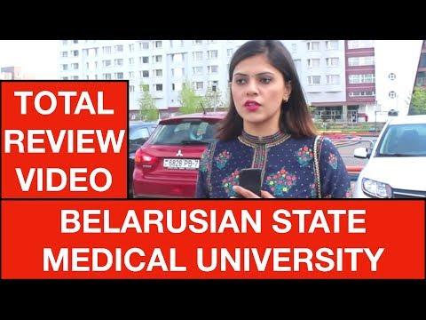 Belarus's Better Medical University out of 4? Yukti Belwal