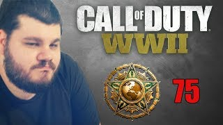 CALL OF DUTY WORLD WAR II | MASTER PRESTIGE NIVEL 75 TOP 15