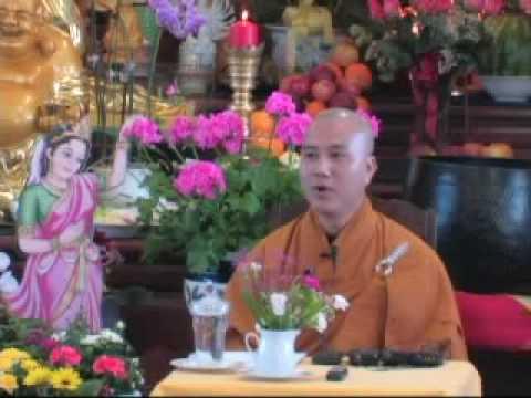 Thay Thich Phap Hoa Hanh tre tho Part #1