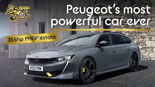 Peugeot Sport 508 PSE full review. Is their most powerful car also the best performance family PHEV?