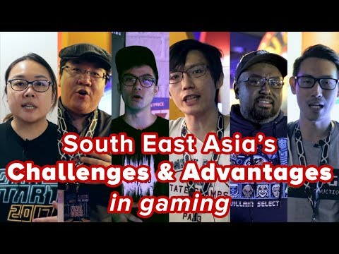 Sizing up Southeast Asia's gaming scene