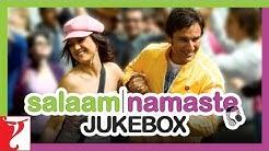 Salaam Namaste Full Songs Audio Jukebox | Vishal & Shekhar | Saif Ali Khan | Preity Zinta