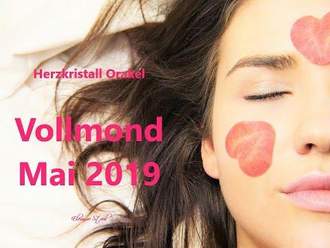 Vollmond am 18.Mai.2019 - Das Orakel - Befreie dich und genieße!