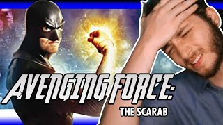 Film di M****- Avenging Force: The Scarab (RECENSIONE)