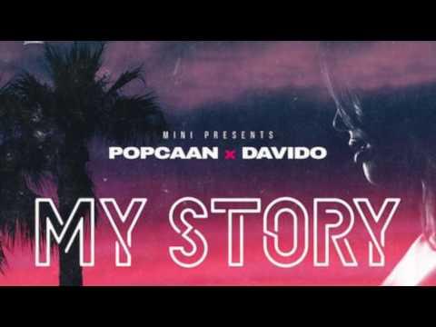 Popcaan Ft Davido - My Story (New song 2017) Audio