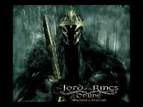 The Lord Of The Rings Lyrics Blind Guardian