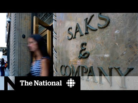 Saks Fifth Data Breach Could Include Canadians' Information