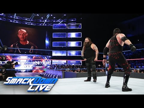 Kane vs. Bray Wyatt: SmackDown LIVE, Oct. 4, 2016