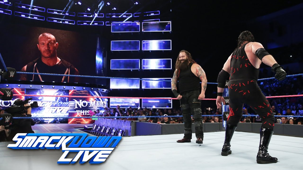 Download Kane vs. Bray Wyatt: SmackDown LIVE, Oct. 4, 2016