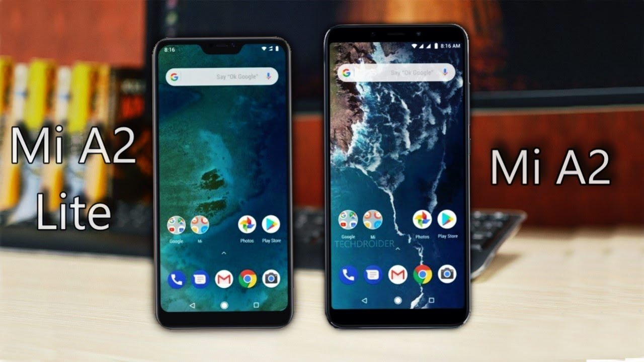 Xiaomi Mi A2 Amp Mi A2 Lite Surprise Youtube