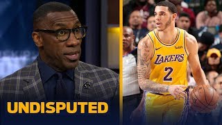 Skip and Shannon assesses Lonzo Ball and the young Lakers' win over the Mavericks | NBA | UNDISPUTED