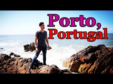 My FAVORITE underrated city to travel to: Porto, Portugal