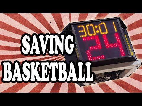 The Minor Tweak that Saved the Then Dying Sport of Basketball