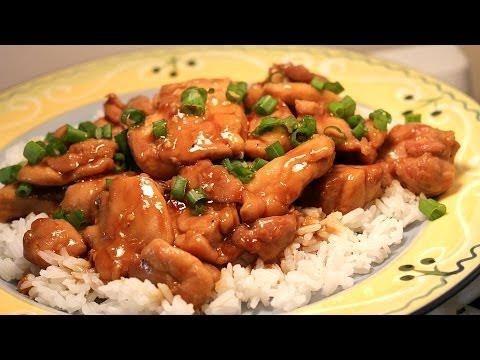 Teriyaki Chicken Recipe Japanese Style Youtube